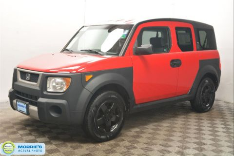 Pre-Owned 2005 Honda Element EX w/Side Airbags 4WD